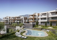Middle Views: Luxury apartment in Fuengirola