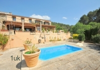 Semi-detached Village Property With Swimming For Sale S