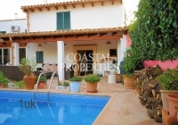 4 Bedroom Village House With Swimming Pool For Sale Capdella, Mallorca, Spain