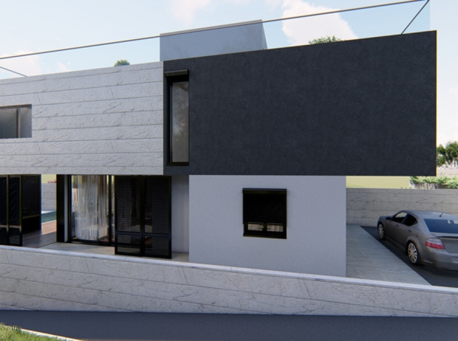 Luxury Apartments with Pools in Villa, Zadar Area, 200m2
