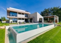New Luxury Villa with Beautiful Sea View in Istria, 202m2
