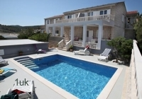 Traditional Dalmatian Stone Houses First Row to the Sea, 400m2
