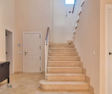Stairs in Villa