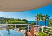 Fantastic sea view apartment in walking distance to the Promenade of Port Andratx