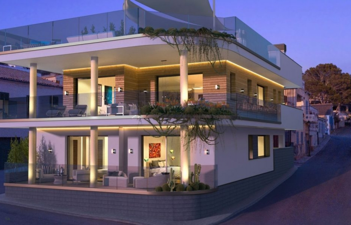 507_view_outside_of_the_property Traditional villas in Spain's Costa Brava: FOR SALE 1 home