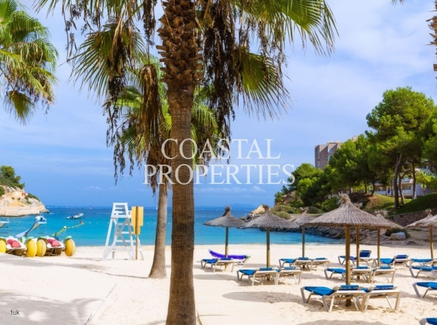 Sea View 3 Bed Apartment Terrace in Cala Vinyes