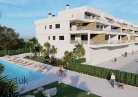 2 bedromm apartment and community swimming pool