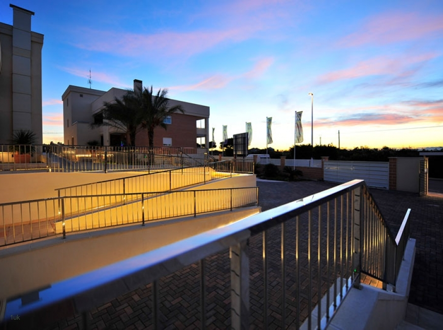 Subset view of Costa Blanca