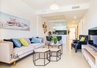 Gourgeous bright open plan living room