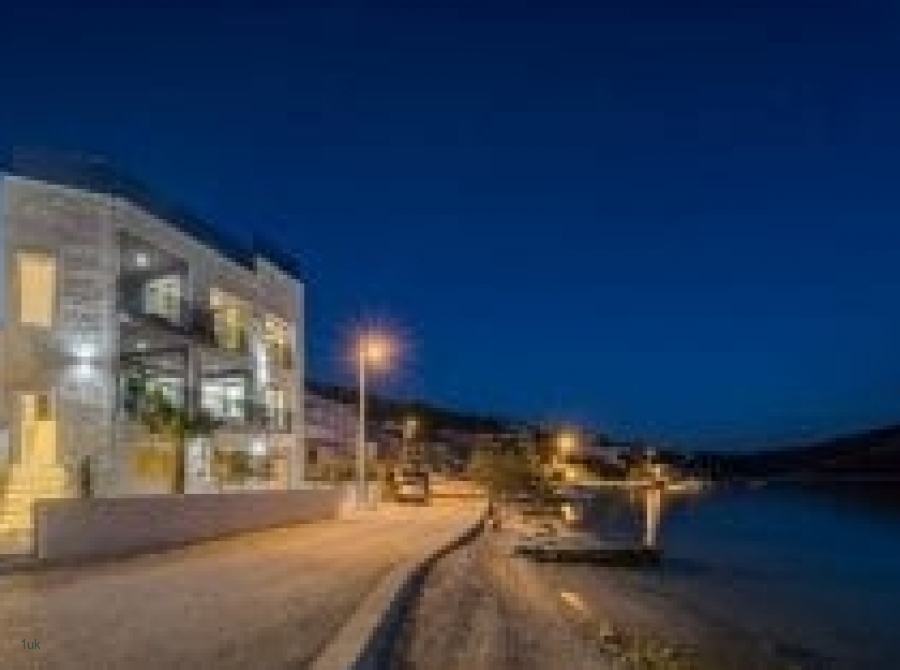 Brand New Villa First Row to the Sea, Trogir Area
