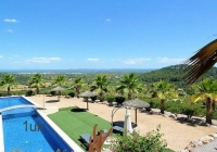Beautiful Country House With Amazing Views For Rent In Alaro